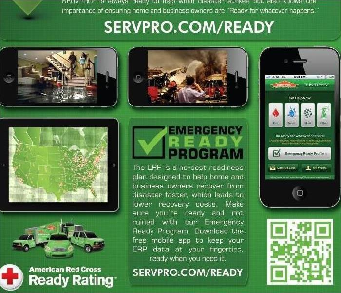 Commercial Emergency? SERVPRO is here to help keep your business open
