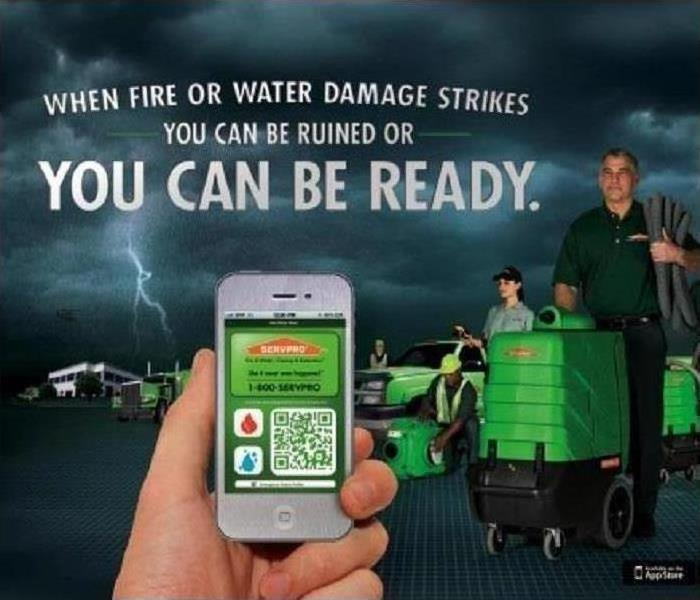 "Why SERVPRO September is National Preparedness Month: ""Disasters happen, prepare now, learn how"""